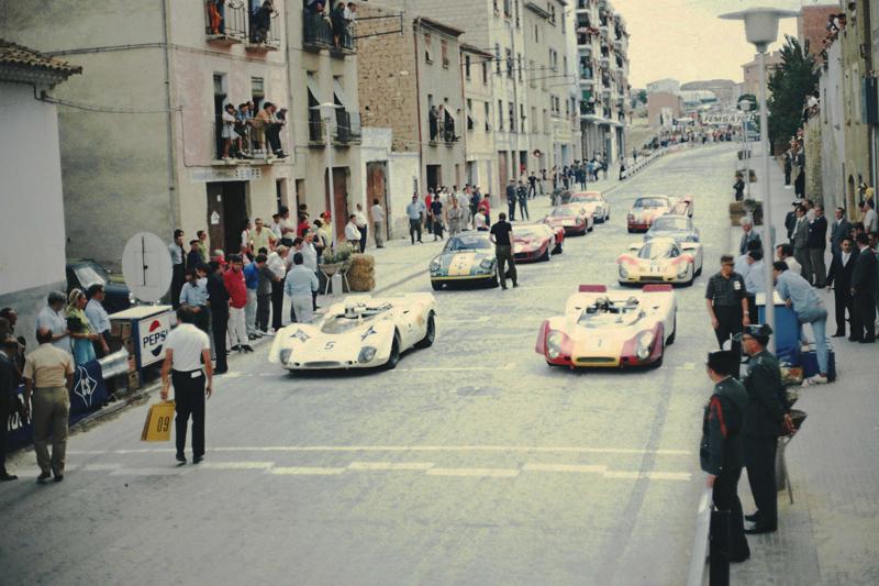 HISTORIA DEL AUTOMOVILISMO EN ARAGÓN